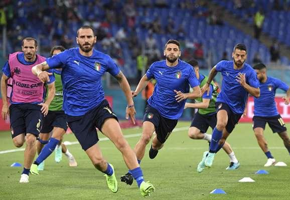 Італія - Швейцарія. Манчіні зробив одну зміну в складі