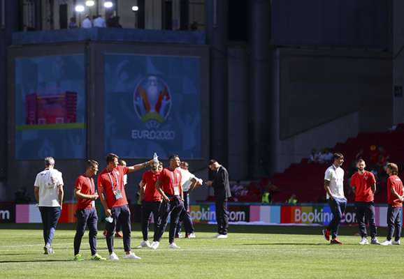 Ребич замість Перішича. Стартові склади на матч Хорватія - Іспанія