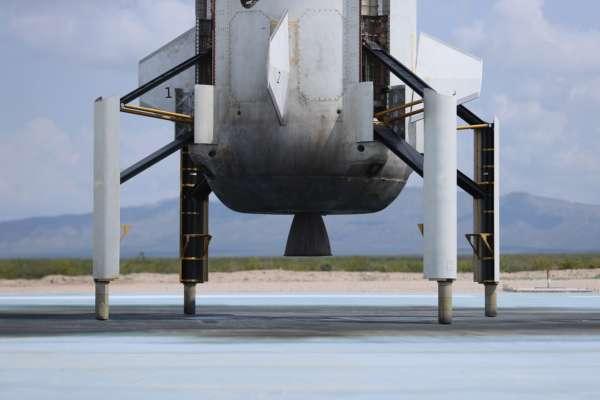 Blue Origin анонсировала второй туристический полет