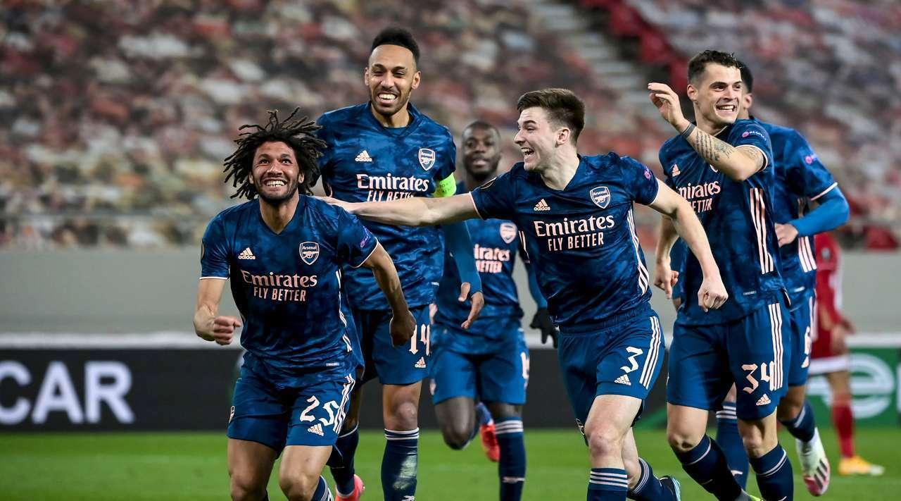Арсенал - Славія. Анонс та прогноз на матч ЛЄ (Фото - AFP)