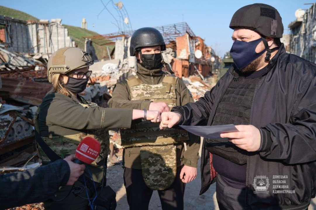 Парламенты Украины, Польши и Литвы осудили агрессию России совместным заявлением