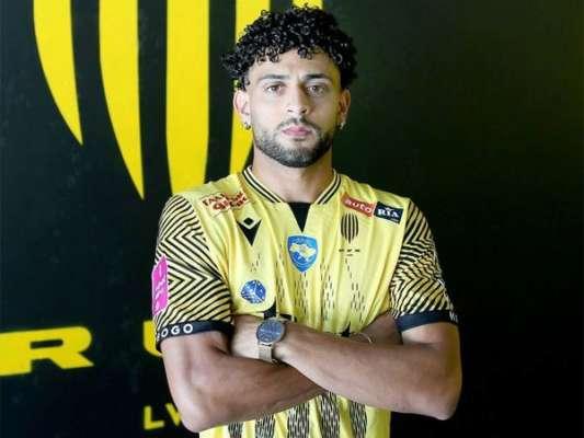 Рух підписав бразильського футболіста, який вже грав в УПЛ