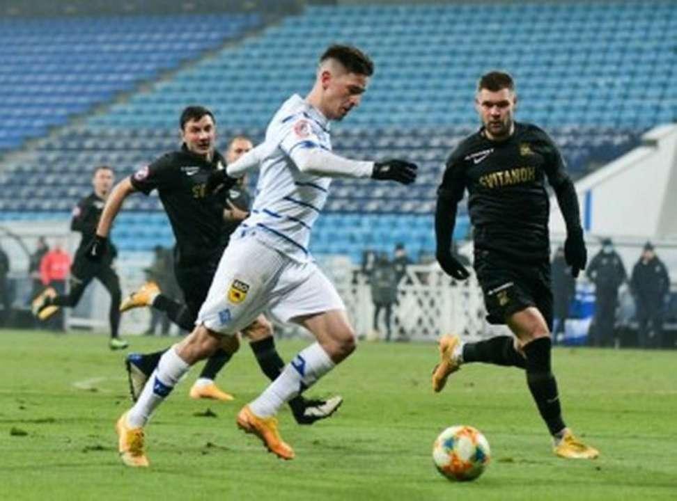 Легионер Динамо вылетел до конца сезона