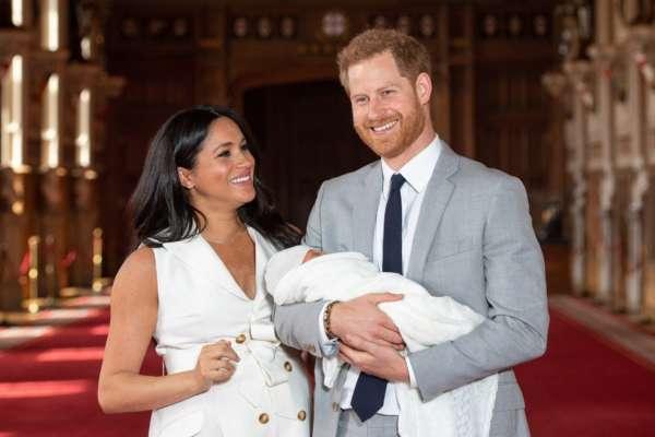 Меган Маркл т Принц Гарри решили крестить свою дочь без Елизаветы II