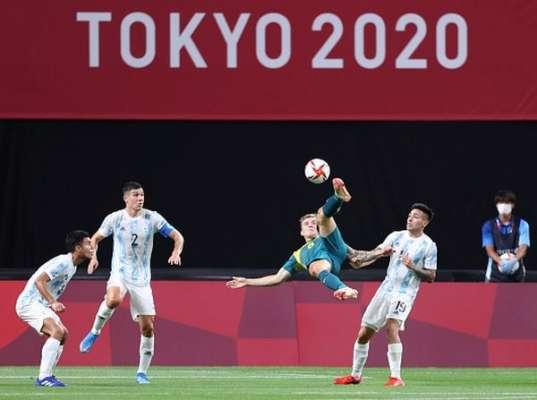 Олімпіада. Аргентина програла Австралії, Японія сильніше Південної Африки