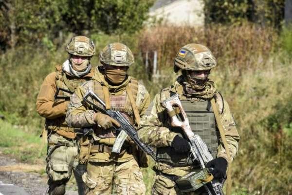 Антитеррористические учения в Украине
