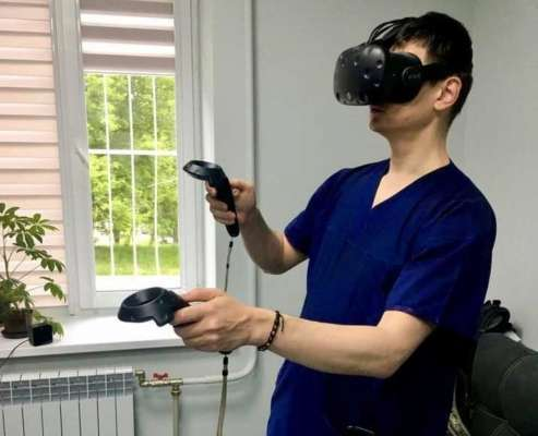 Історичний момент: в Україні провели першу операцію за допомогою віртуальної реальності