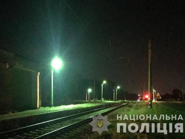 У Вінницькій області поїзд переїхав неповнолітню дівчину