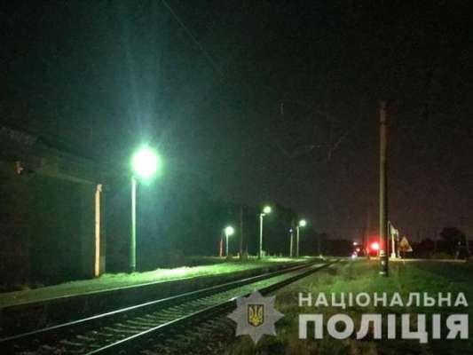 У Винницкой области поезд переехал несовершеннолетнюю девушку