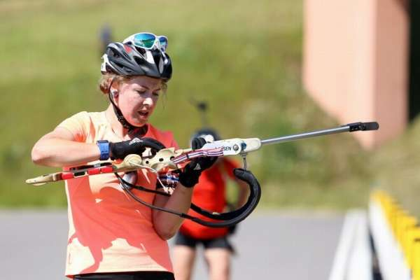 ЛЧМ-2021 по биатлону. Джима выиграла серебро в гонке преследования
