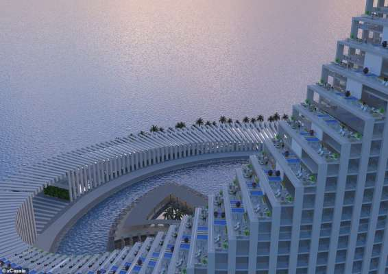 Будто из фантастического фильма: на Занзибаре построят впечатляющий небоскреб