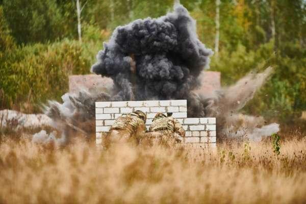 На Донбассе российские наемники ранили бойца ВСУ