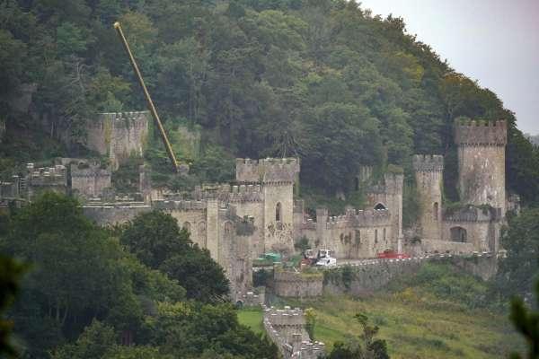 На продажу выставили любимый замок принца Чарльза