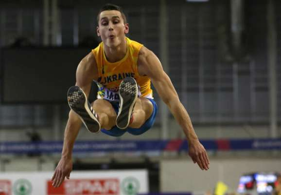 Мазур не зміг кваліфікуватися у фінал у стрибках у довжину