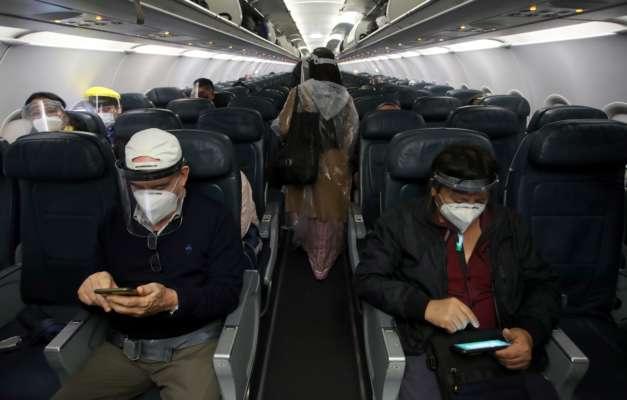 У США довелося екстрено евакуювати пасажирів літака через мобільний телефон