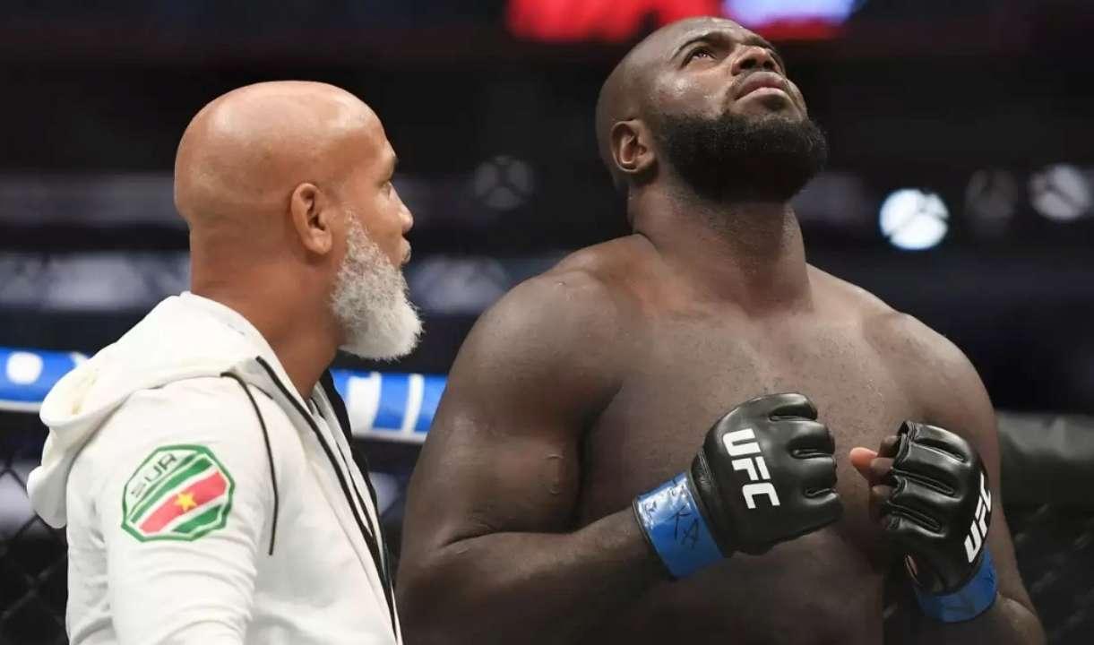 Назван главный бой турнира UFC, намеченного на 5 июня
