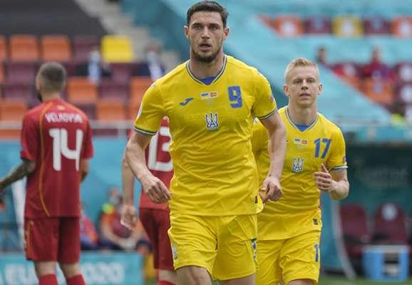 Первый юбилей. Яремчук отметился 10-м голом за сборную Украины