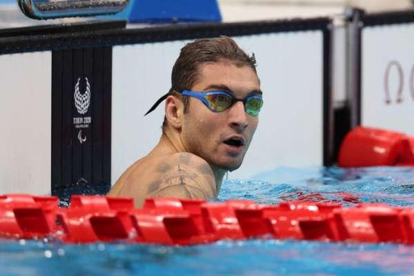 Украинец Крипак выиграл пятое золото Паралимпиады в Токио