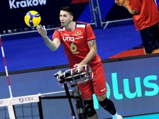 ЧЕ по волейболу. Сербия и Польша укрепили лидерство в группе Украины