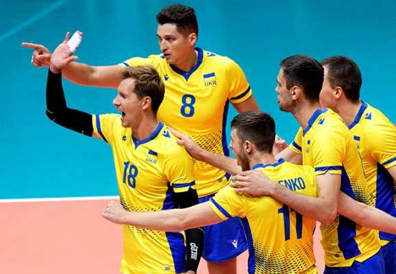 Будет жарко. Украина сыграет против России в 1/8 финала волейбольного Евро