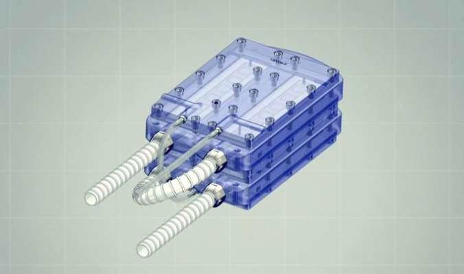 В США создали искусственную почку, которая работает без электричества