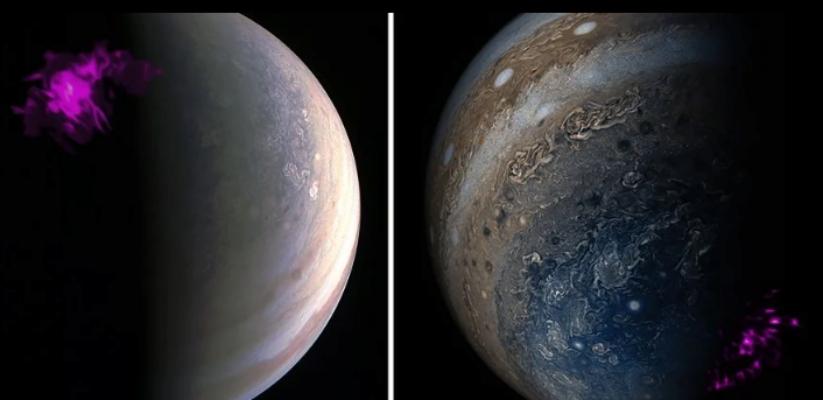 Чому на Юпітері виникають полярні сяйва: вчені змогли пояснити феномен