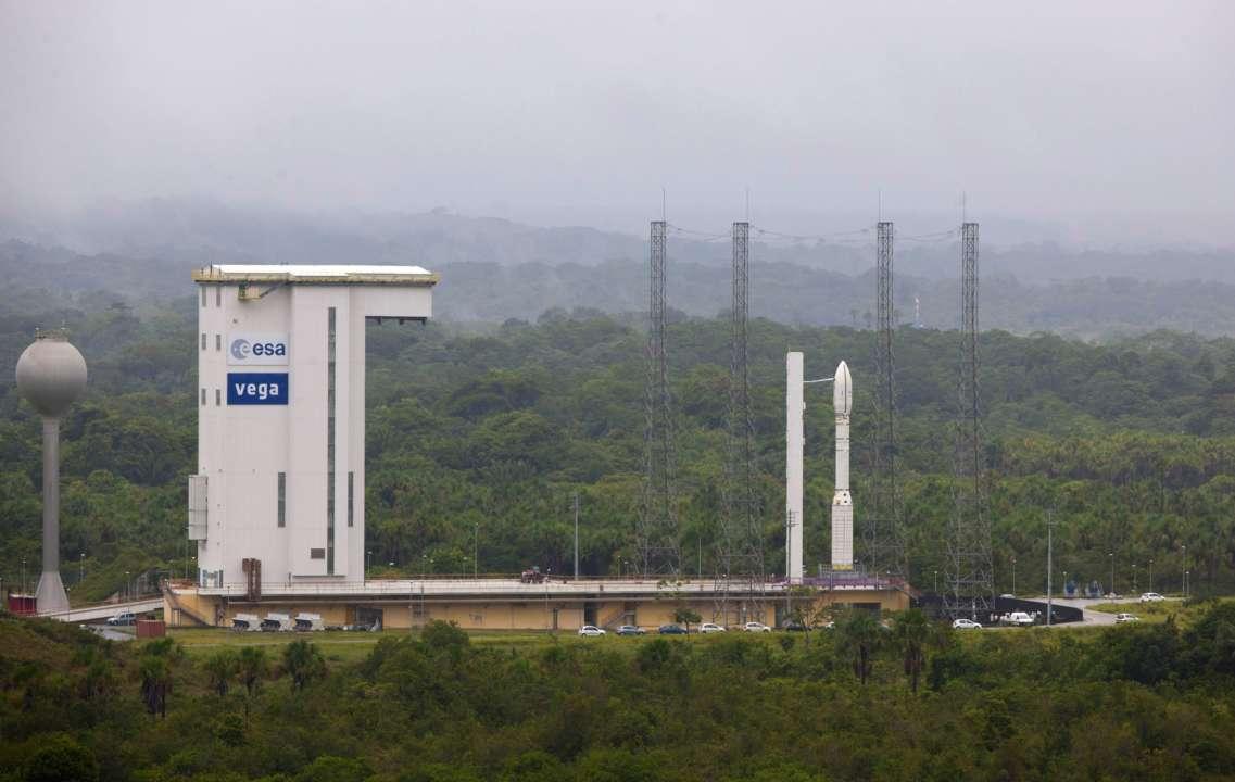У Французькій Гвіані здійснили успішний запуск космічної ракети з українським двигуном