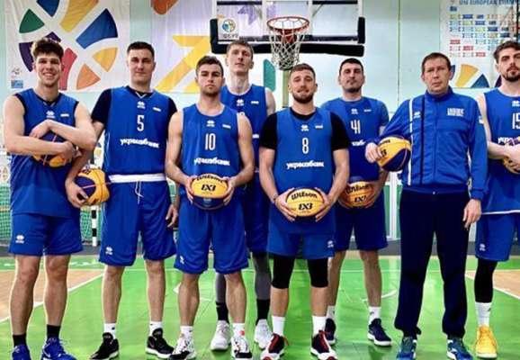 Баскетбол 3х3. Україна дізналася суперників по олімпійській кваліфікації
