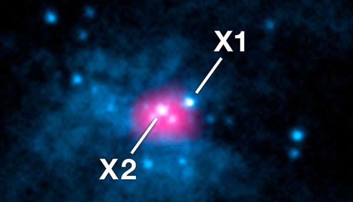 Телескоп NASA зафіксував надзвичайно яскраве джерело рентгенівського випромінення ULX