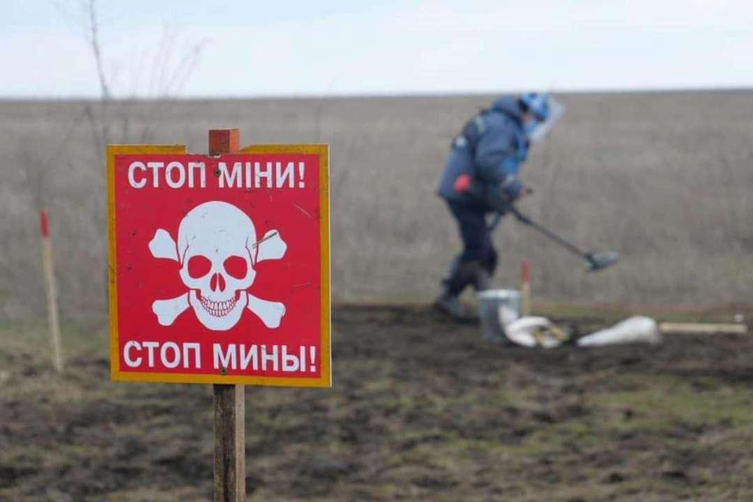 На Донбасі за тиждень українські сапери знешкодили майже 300 боєприпасів