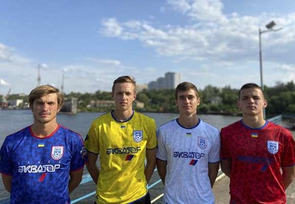 МФК Николаев представил новую эмблему клуба