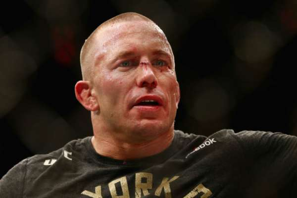 Жорж Сен-П'єр і Джон Джонс увійшли до Зали слави UFC