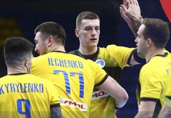 Определились соперники Украины на гандбольном Евро-2022