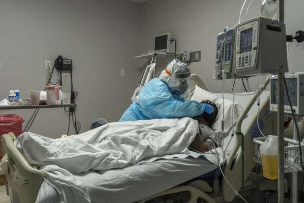 в Мексике отключилась система подачи кислорода