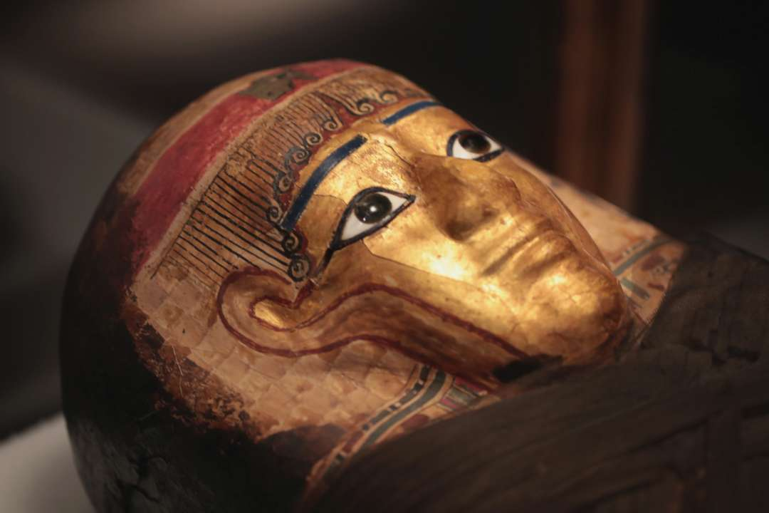 Вчені вперше виявили єгипетську мумію вагітної жінки