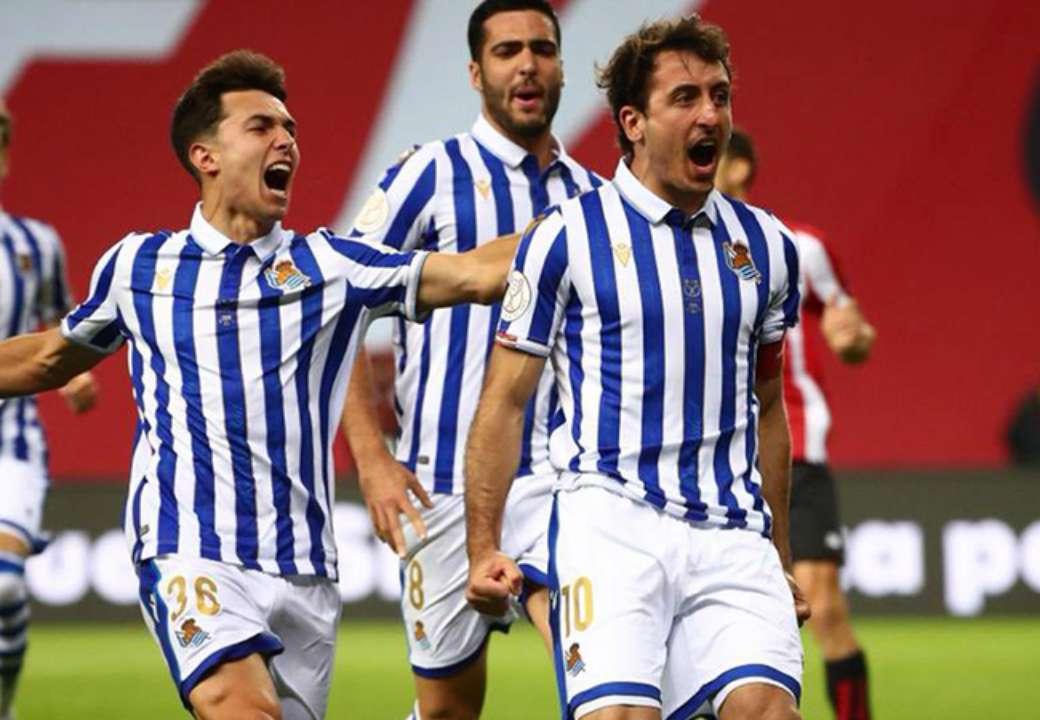 Реал Сосьєдад - володар Кубка Іспанії-2019/20