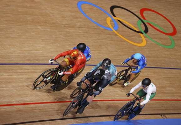 Велотрек. Украинки не сумели завоевать медали в финале