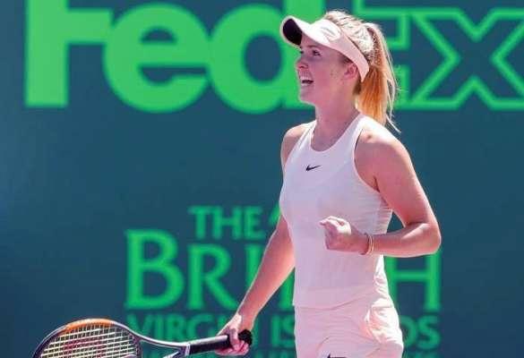 Світоліна заявилася на великий турнір в Маямі