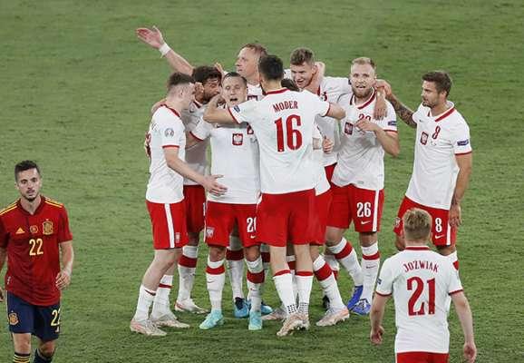 Польща вистояла нічию проти Іспанії