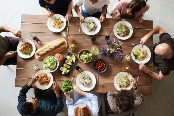Прием пищи в правильное время продлевает жизнь
