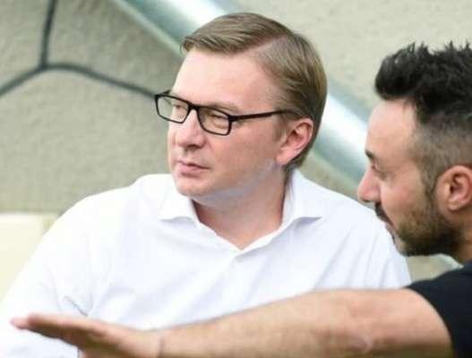 """Сергій Палкін: """"Генк - серйозна команда, не можна недооцінювати її"""""""