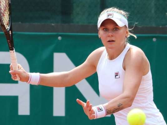 Козлова вышла в 1/4 финала турнира в Будапеште