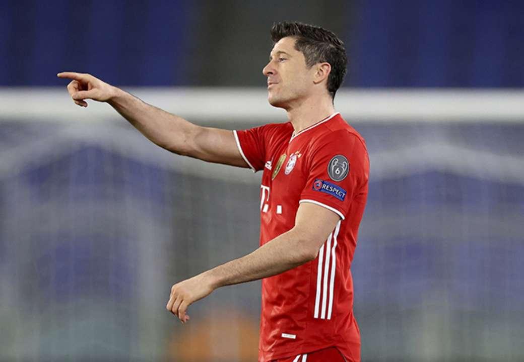 Левандовски исключил вероятность своего участия в ответном матче с ПСЖ