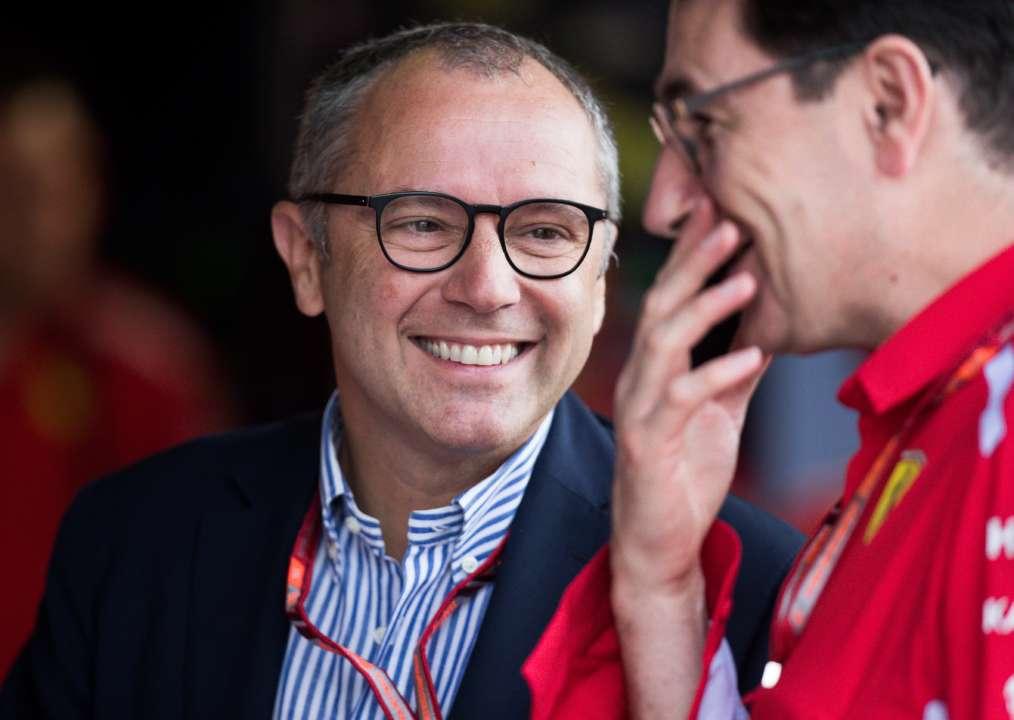 Глава Формулы-1 прокомментировал вероятное введение потолка зарплат у пилотов