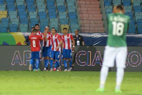 Кубок Америки. Парагвай виграв у Колумбії й обійшов Аргентину та Чилі
