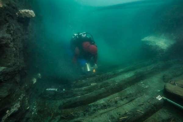 В Египте под водой нашли большое греческое кладбище начала IV века