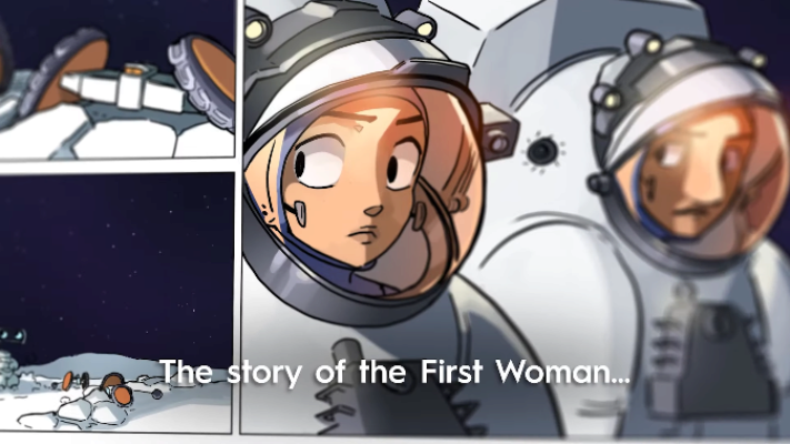 NASA выпустило комикс для привлечения нового поколения астронавтов