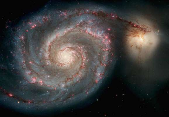 Физики считают, что Вселенная не имела начала
