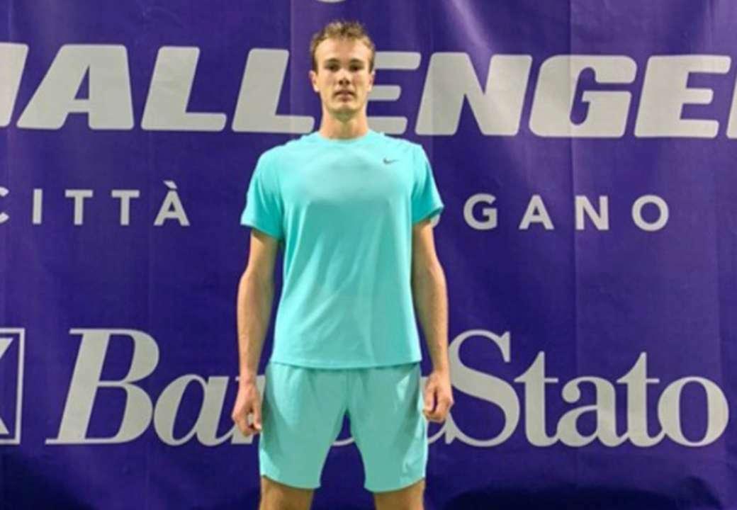 Невероятный прогресс. Сачко поднялся на 70 позиций в рейтингу ATP