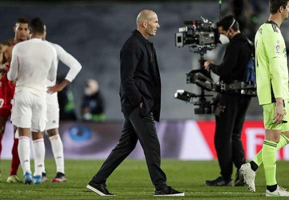 Зидан сказал футболистам Реала, что уйдет из команды после завершения сезона